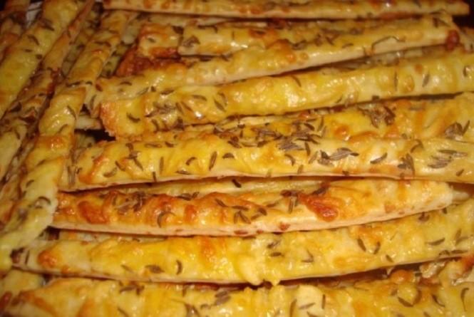 Úžasné domácí křupky z brambor za pár minut hotové k televizi recept