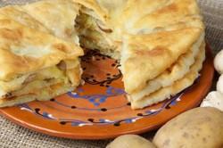 Pastýřské plněné placky – jídlo chudých